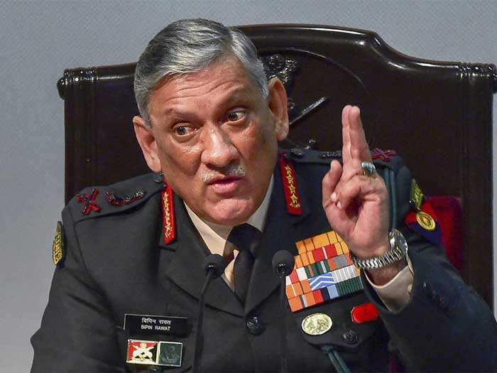 Retirement age for defence personnel Maximum age limit for Chief of Defence Staff put at 65