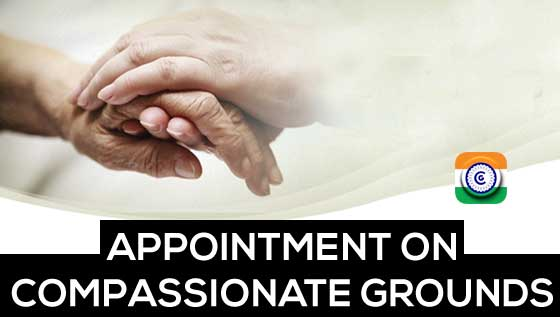 Reservation in Appointment on Compassionate Grounds Group 'C' posts
